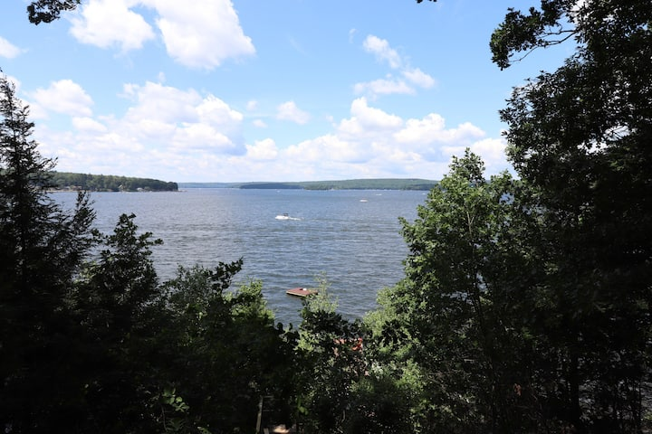 Amazing Lakefront Best View Lake Wallenpaupack