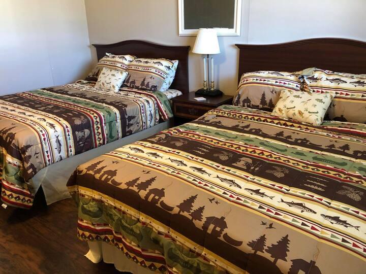 Marina Inn at Indian Point- Studio (sleeps 4) #110