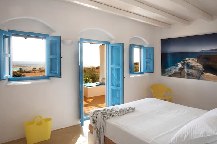 Alcyone Traditional Cycladic Home - Koufonisia - House