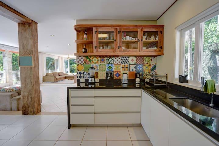 Exclusive Villa in Maresias