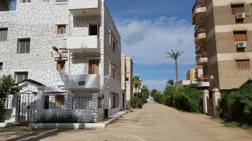 Al Beitash Shar Al Assal - apartment near beach - Alexandria - Departamento