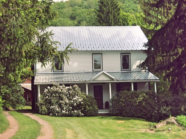 Sunset View Farm - Country Charm at its Best! - Bovina Center - House