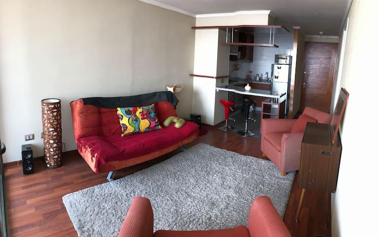 Mejor ubicación y comodidad !! - Santiago - Apartamento