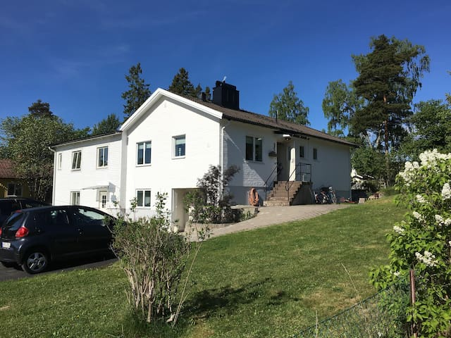 House with nice terrace in Sigtuna