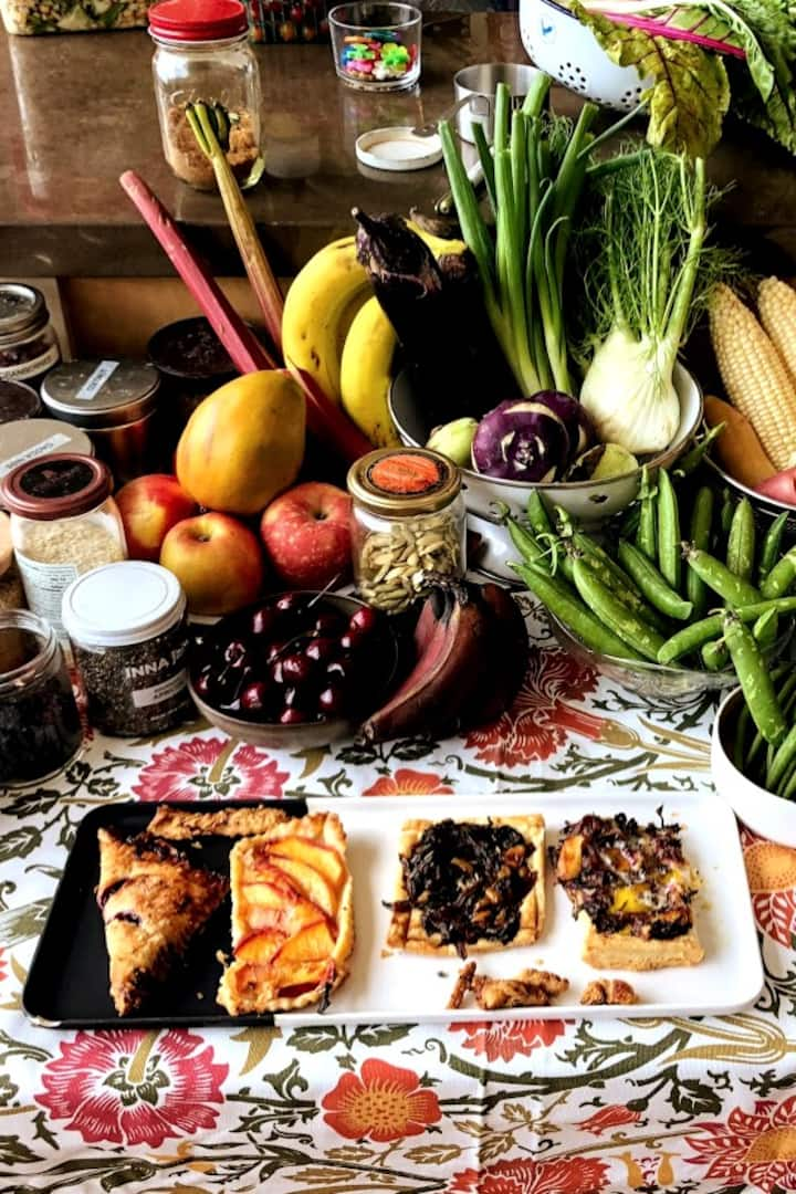 We use top-quality, seasonal ingredients