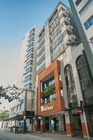 Hotel Miramar Quarto Casal