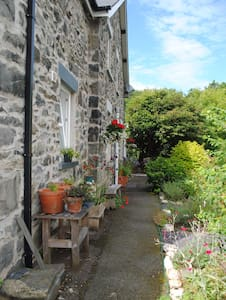 Comfortable ensuite room in Trefriw, Snowdonia - Conwy - Hus