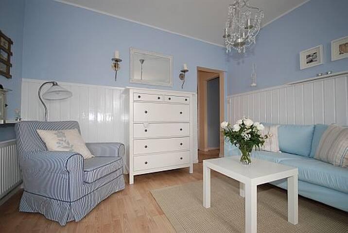 Exclusive Ferienwohnungen in Dornumersiel - Dornum - Lejlighed