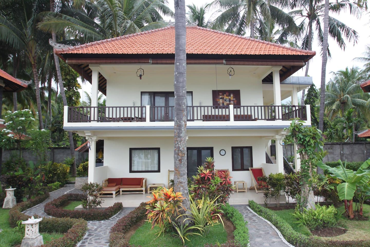 Bungalow with Double Rooms