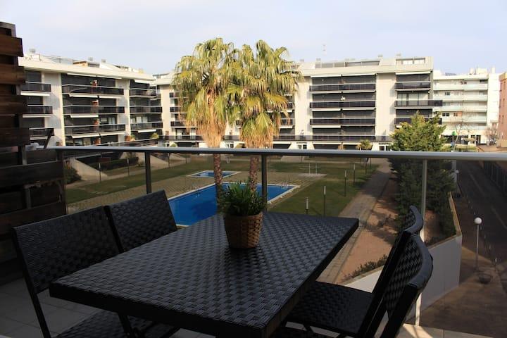 Jardi del Mar apartment