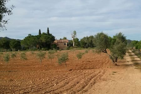 Beautiful Country House - El Pont d'Armentera - Ev