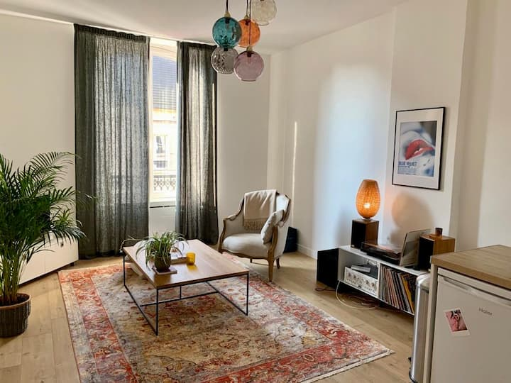 Charming Chantilly Apartment