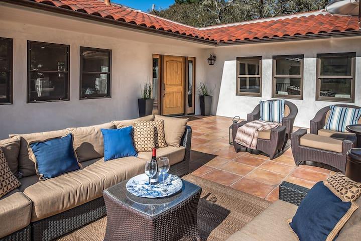 3781 Spanish Bay Coastal Retreat - New Vacation Rental on 17 Mile Drive!
