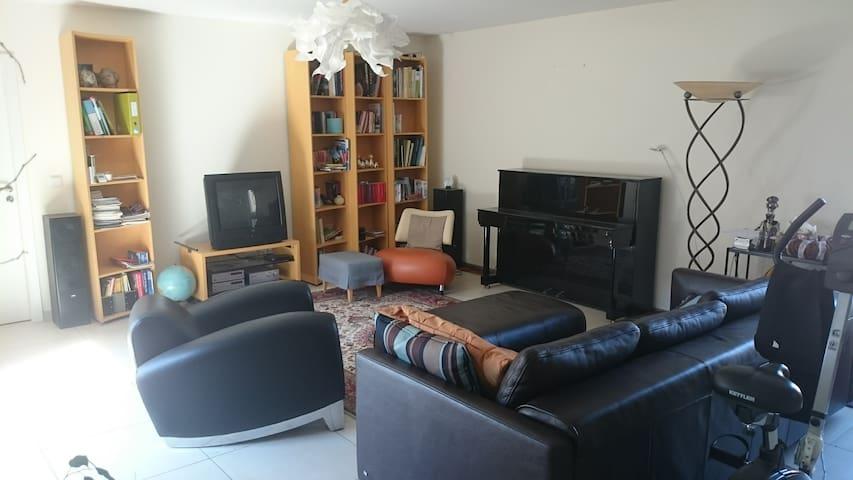 Großzügiges Penthouse mit Dachterasse - Wiesbaden - Appartement