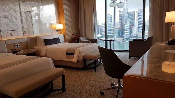Marina Bay Sands Staycation