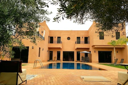 Splendide villa en exclusivité - Marrakech - Villa