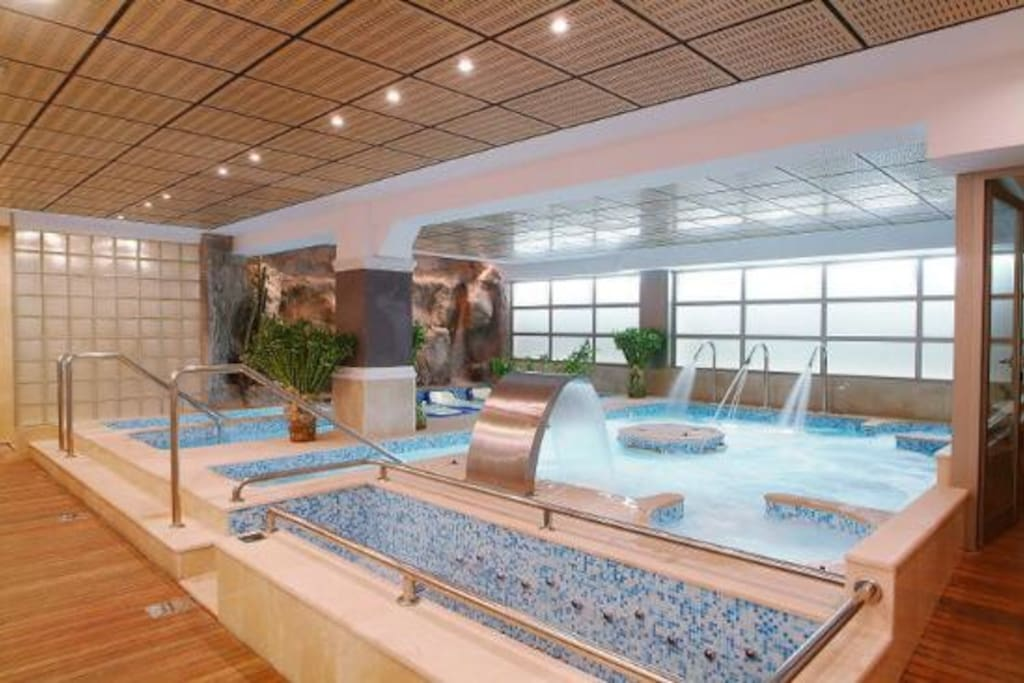 3 free tickets SPA WELLNESS welcome and breakfast included