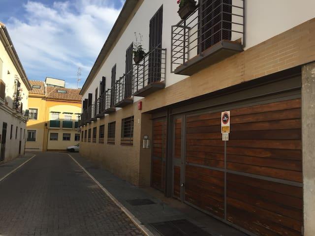 Apartamento Centro Málaga+Garaje Privado incluido