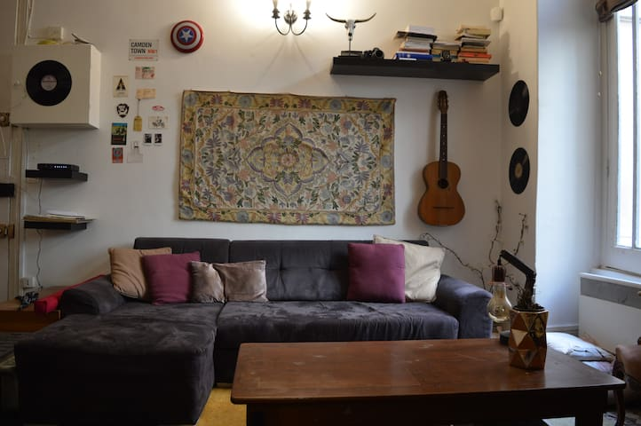 Warm and lovely Studio Montmartre/Pigalle