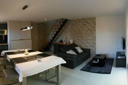Duplex avec son spa privé au coeur du Luberon - Beaumettes