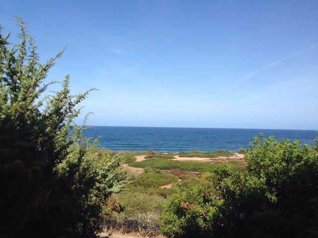 Appartamento fronte mare a Portu maga