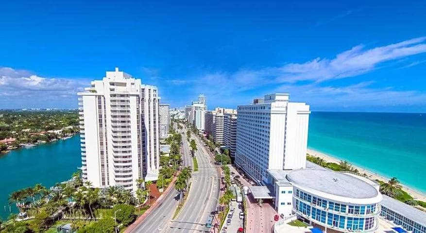 Amazing location Miami Beach
