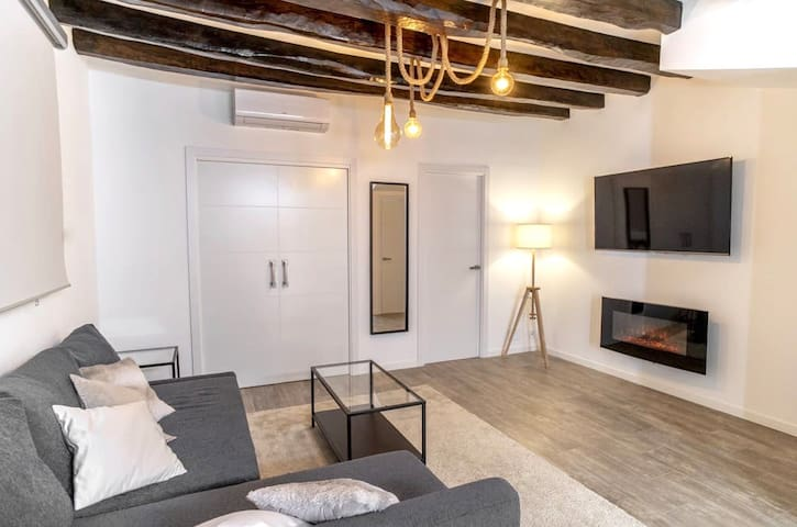 New amazing apartment in Palma city center.
