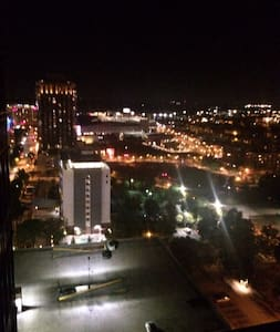 Downtown Sweet One Bedroom Apartment - Atlanta - Condominium
