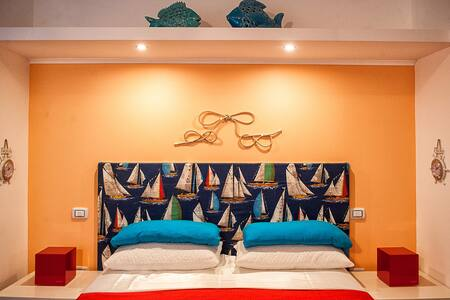 Dependance in Villa Gisella a 70 metri dal mare - Padula Fede - 公寓