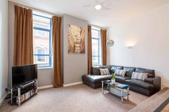 Worcester City Serviced Apartments. No. 4 - Worcester - Wohnung