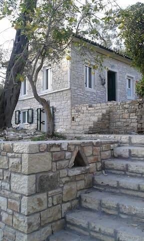 Romanos House - Gaios - Dom