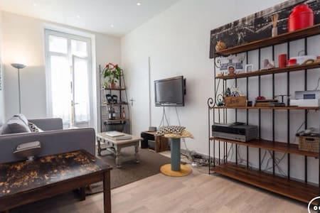 One bedroom appartment close Garibaldi place - Nice - Apartment