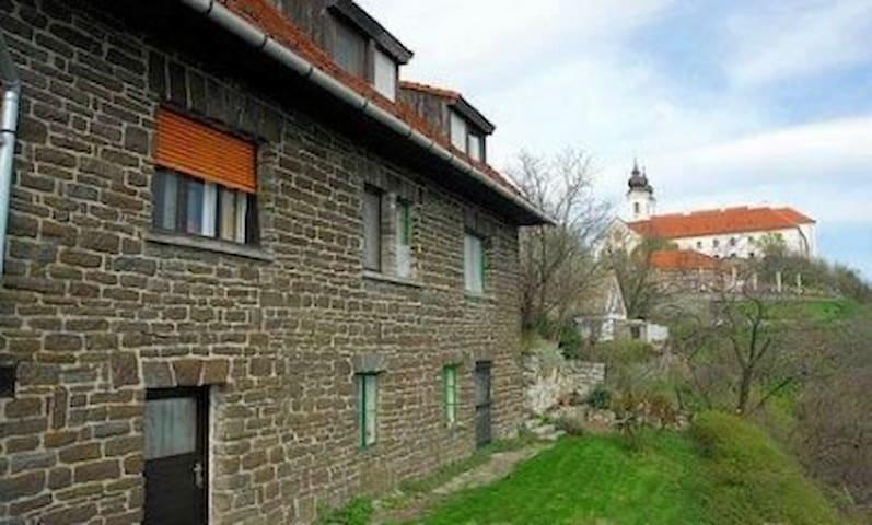 Hillside Stonehouse in Tihany Hungary