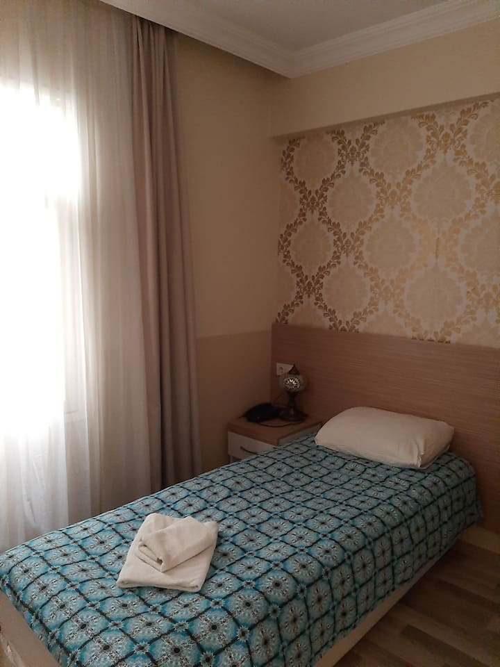 Comfortable room in Ephesus Single room