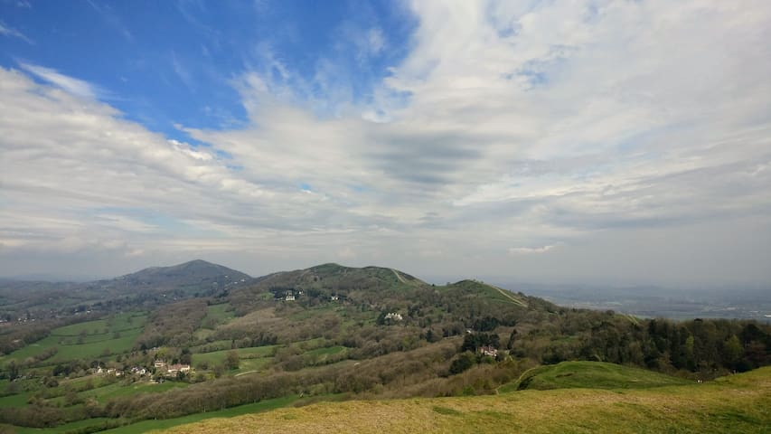 Guidebook for Malvern Hills