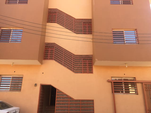 Fully furnished 2 bedroom apartment in Khartoum