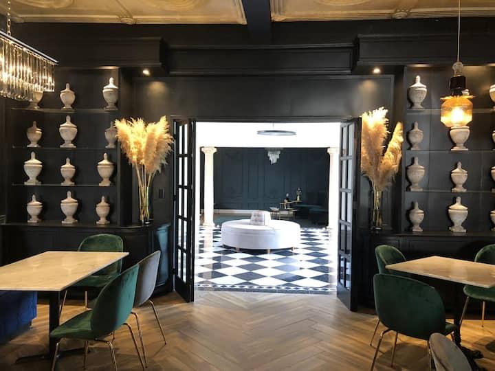 Habitación de lujo en hermoso Hotel Boutique (Mat)