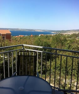 Apartment with sea view - Jasenice