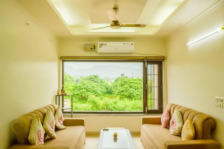 Family Room for 6 at Om Mansion Dehradun