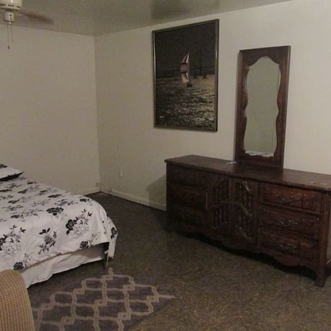 Large private room. - Middletown - Şehir evi
