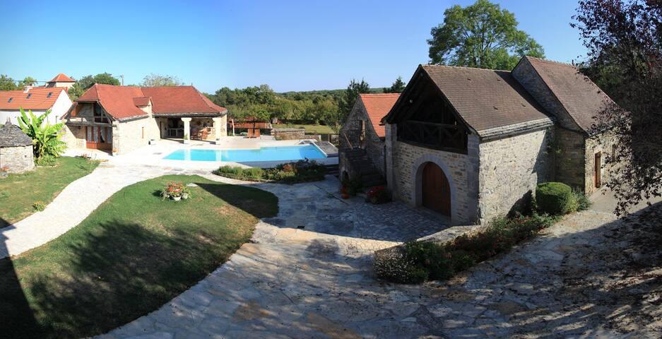 l'Ostal del Simon - Promilhanes - Dům