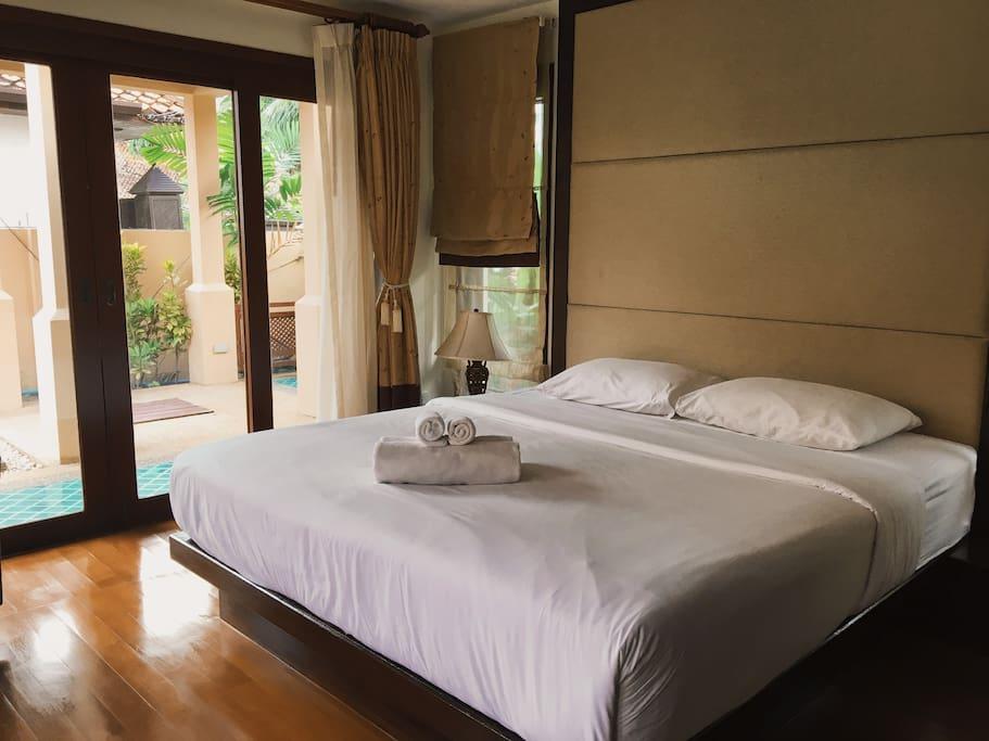 客房Bedroom