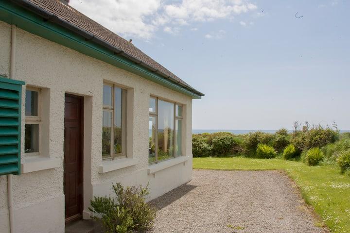 Torrie's House - cliff top retreat