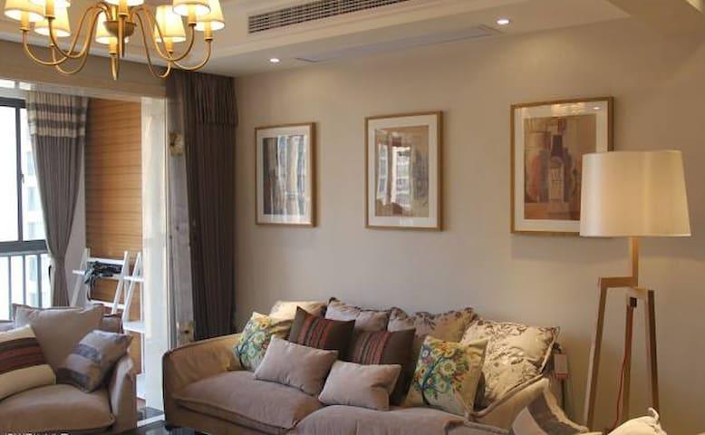 Light luxury apartment