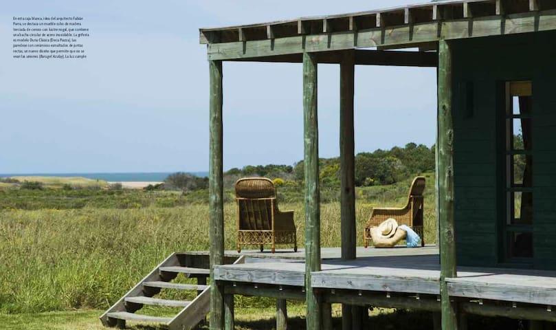 Beach House in Estancia. Casa en Punta del Este