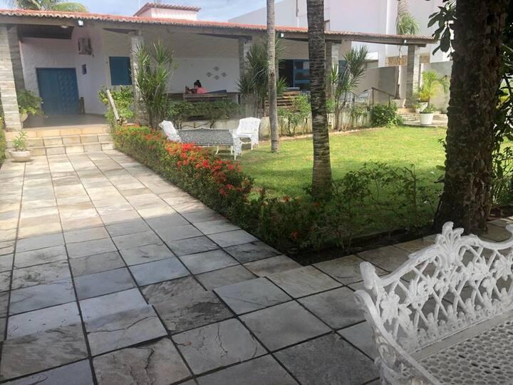 Linda Casa a Beira Mar 🌊