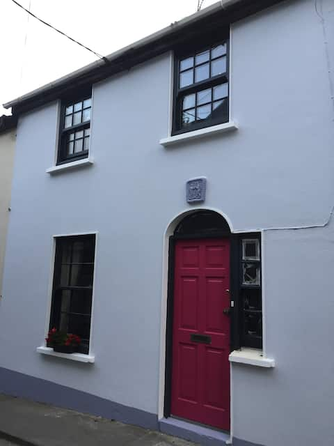 Beautiful townhouse in historic town centre