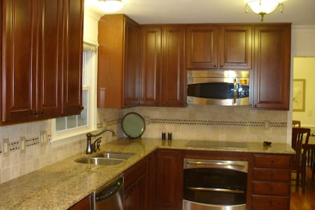 Northern VA 3 BR near Metro DC - Fairfax Station - Casa