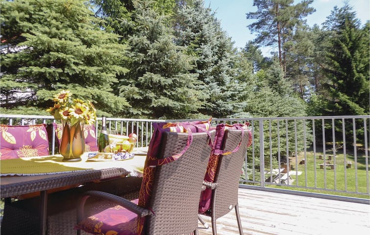 Holiday cottage with 1 bedroom on 80m² in Biskupiec