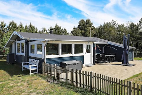 Lovely Holiday Home in Jutland with Sea nearby